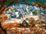 Gifu_Shiragawago_autumn_shutterstock_560556442