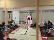 maiko dancing in Kyoto
