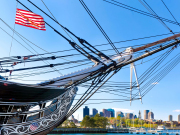USA_Boston_oldest battleship_shutterstock_102220849