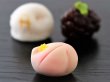 Japanese traditional sweets class in Kyoto