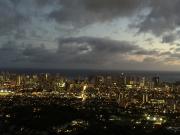 SHAKA夏咖夏威夷-山頂百萬夜景1