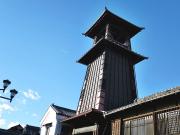 Japan_Saitama_Kawagoe_The Bell Tower_Toki no Kane_shutterstock_542411899