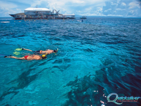 outer-barrier-reef-snorkel-couple-pontoon-platform-background