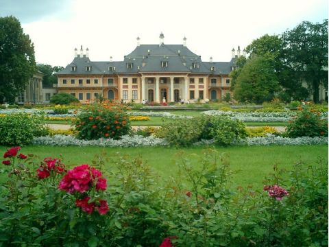 ピルニッツ宮殿