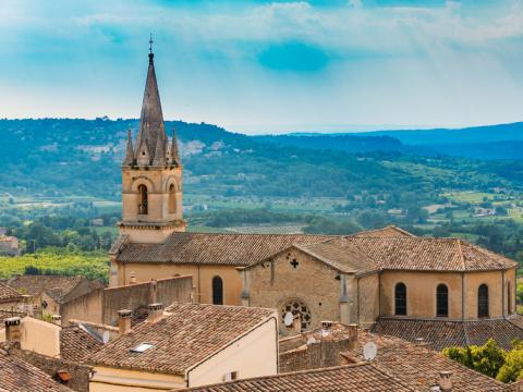 France_Provence_Bonnieux_Village_123RF_53542211