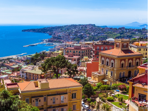 Italy_Naples_Old_Town_View_Hilltop_shutterstock_650463118