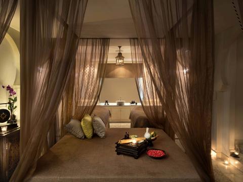 アナンタラ・スパ「Anantara Spa」 5つ星ラグジュアリーホテル「アナンタラ サイアム」で究極のスパ体験<ラチャダムリ駅徒歩3分>