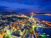 Japan_Fukuoka_Kitakyushu_night_scene_shutterstock_444003379
