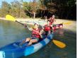Kayaking at Ishigaki Island, Okinawa