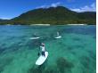SUP at Ishigaki island