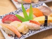 握り寿司完成品