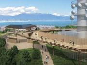 Nihon-daira Observatory Corridor Yume Terrace