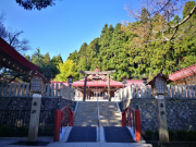 金蛇水神社①