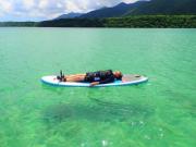 relaxing SUP tour in Kabira Bay, Ishigaki Island