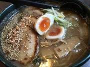 Sapporo ramen and soup curry