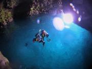 青の洞窟スノーケル(5)