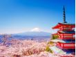 Japan_Tokyo_ Chureito Pagoda and Mt. Fuji_cherry blossoms_shutterstock_496829791
