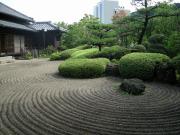庭園美しい