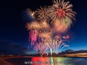 海洋博公園花火大会(イメージ)2