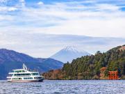 Japan_Kanagawa_Hakone_Lake_Ashi_Cruise_shutterstock_1426994882