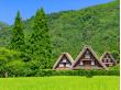 白川郷(イメージ) (2)