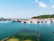 Kagawa_Naoshima_boat_ferry_pier_shutterstock