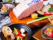 精选神户牛铁板烧套餐(Fine Selected Kobe beef Teppanyaki course)2