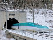北海道新幹線(冬)