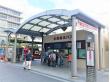 京阪バス乗車場所