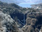 華厳ノ滝(樹氷)