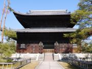 妙心寺仏殿外観3