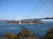 しまなみ海道来島海峡第三大橋