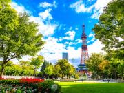 Japan_Hokkaido_Sapporo_TV_Tower_shutterstock_484052797