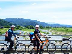 飛騨里山サイクリング 里山の暮らしを感じるガイドツアー<3〜11月/飛騨市>
