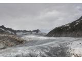 アルプスの氷河