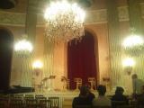 舞台の写真です。