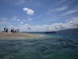 バラス島へ上陸!