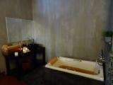 お風呂はハーブっぽいカンジでした