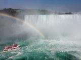 虹とカナダ滝