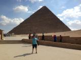 死ぬまでに一度は見たかったピラミッド!