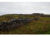 アラン諸島の城塞遺跡です。