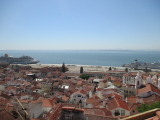 Wonderful view from Alfama