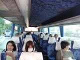 このバスで行きました
