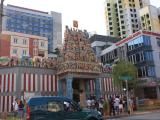 リトルインディアにある寺院