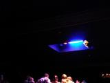みんなで舞台に上って踊りまくり