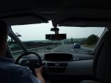 ウィーンまでの高速道路