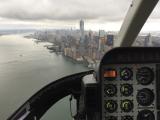 ヘリコプターからの眺め