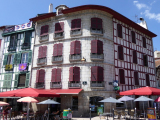 バイヨンヌの建物