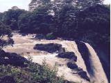 Lots of falls at Rainbow Falls.