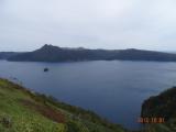 摩周第3展望台から観た摩周湖